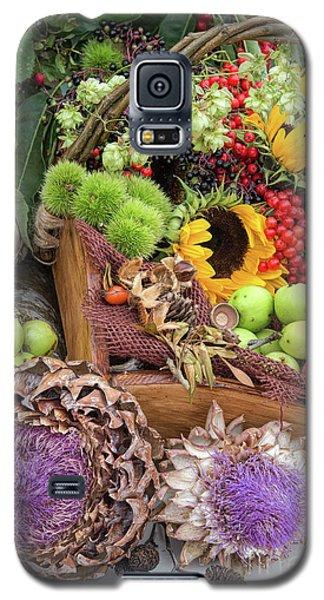 Autumn Abundance Galaxy S5 Case by Tim Gainey