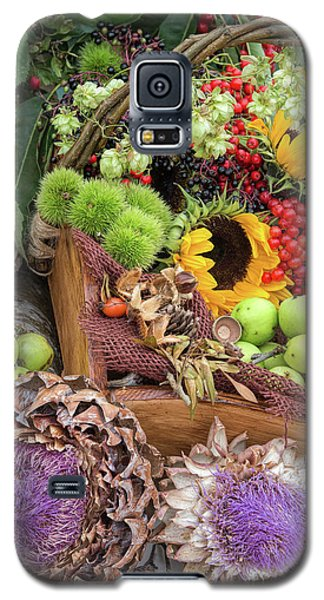 Autumn Abundance Galaxy S5 Case by Tim Gainey