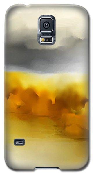 Autumn Along The River Galaxy S5 Case