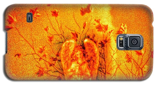 Autumn Angel Galaxy S5 Case