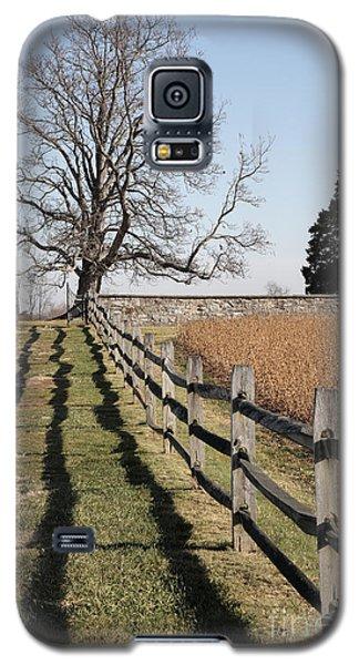 Autumn At Antietam Galaxy S5 Case