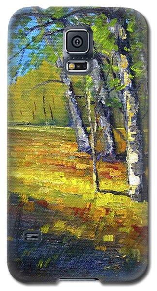 Autumn At Bloedel Galaxy S5 Case