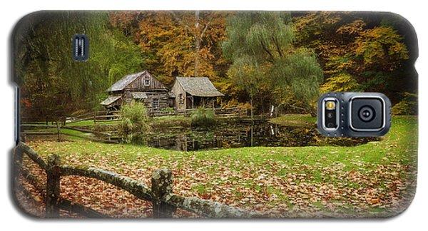 Autumn At Cuttalossa Farm V Galaxy S5 Case