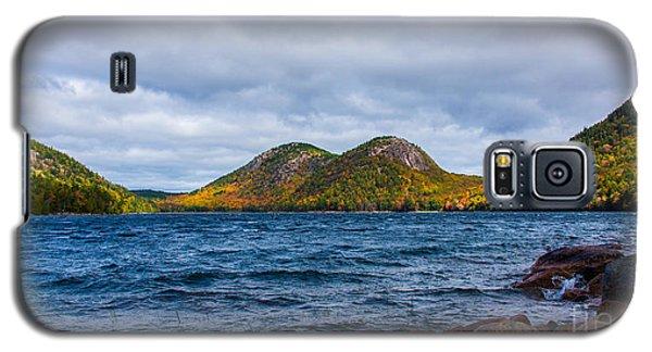 Autumn At Jordan Pond Galaxy S5 Case