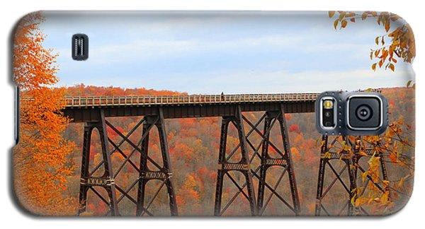 Autumn At Kinzua Bridge Galaxy S5 Case