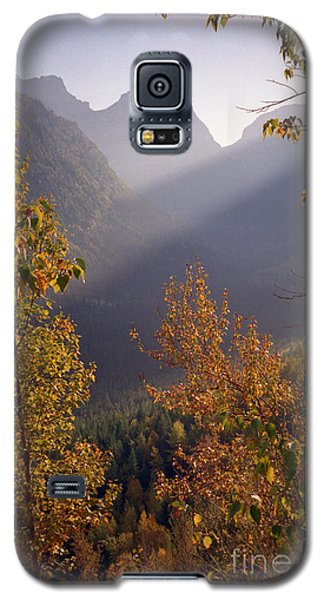 Autumn At Logan Pass Galaxy S5 Case
