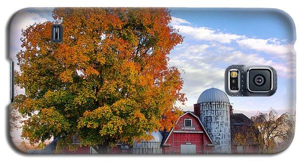 Autumn At Lusscroft Farm Galaxy S5 Case