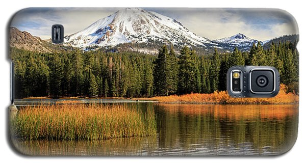 Galaxy S5 Case featuring the photograph Autumn At Mount Lassen by James Eddy