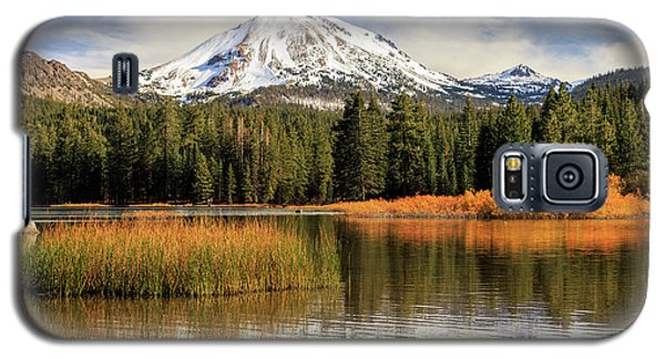 Autumn At Mount Lassen Galaxy S5 Case