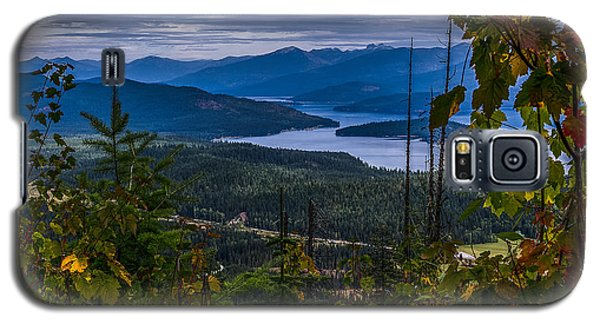 Autumn At Priest Lake Galaxy S5 Case by Yeates Photography