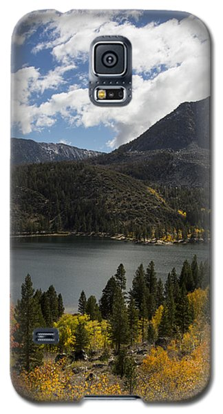 Autumn At Rock Creek Lake 2 Galaxy S5 Case