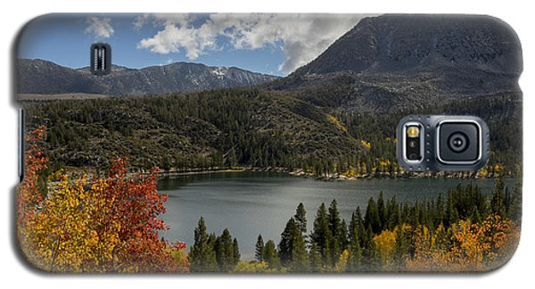 Autumn At Rock Creek Lake Galaxy S5 Case