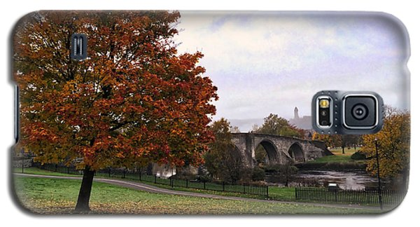 Autumn At Stirling Bridge Galaxy S5 Case