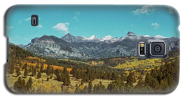 Autumn At The Weminuche Bells Galaxy S5 Case