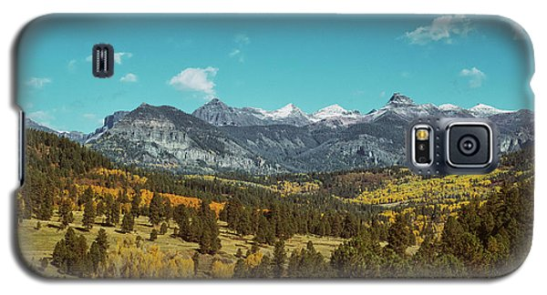 Autumn At The Weminuche Bells Galaxy S5 Case