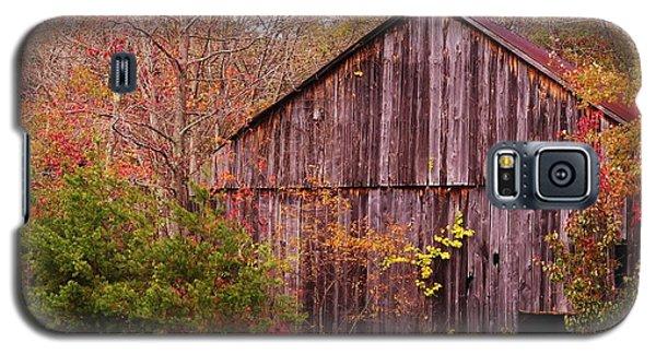 Autumn Barn Galaxy S5 Case