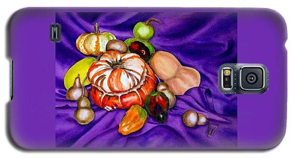 Autumn Bounty Galaxy S5 Case