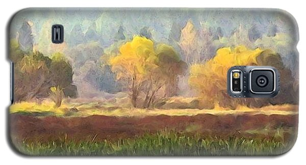 Autumn Bouquet Galaxy S5 Case