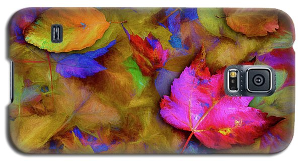 Autumn Breeze Galaxy S5 Case