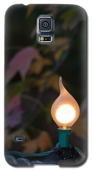 Autumn Bulb Galaxy S5 Case