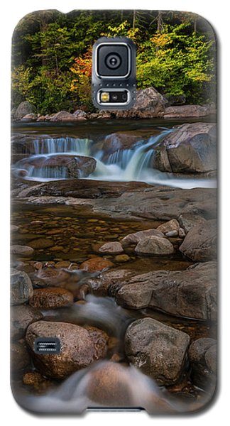 Autumn Colors In White Mountains New Hampshire Galaxy S5 Case