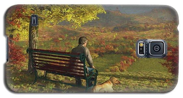 Autumn Companions Galaxy S5 Case