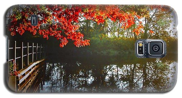 Autumn Creek Magic Galaxy S5 Case