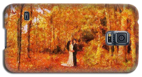 Autumn Dance Galaxy S5 Case