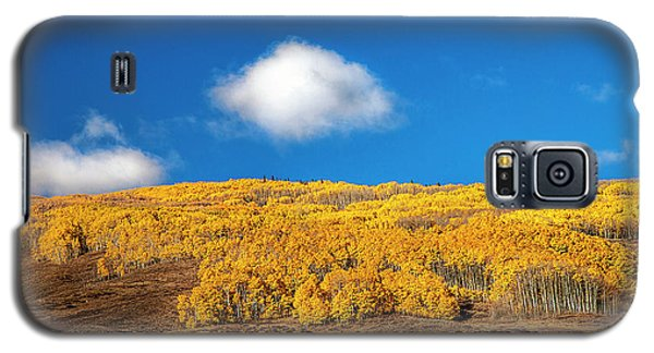 Galaxy S5 Case featuring the photograph Autumn Day by Andrew Soundarajan