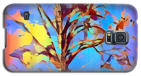 Autumn Day Galaxy S5 Case