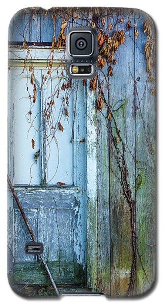 Autumn Door Galaxy S5 Case