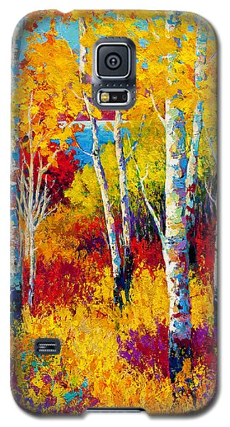 Autumn Dreams Galaxy S5 Case