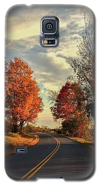 Autumn Drive Galaxy S5 Case