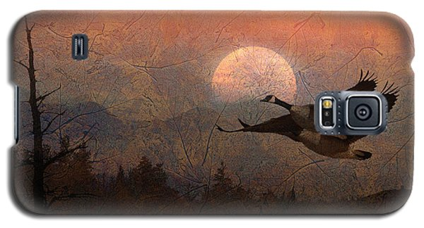 Autumn Galaxy S5 Case by Ed Hall