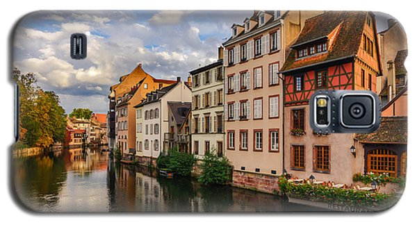 Autumn Evening In Petite France Galaxy S5 Case