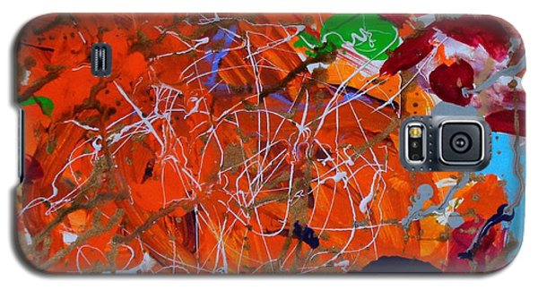 Autumn Falls Galaxy S5 Case