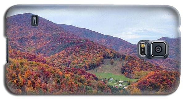 Autumn Farm Galaxy S5 Case