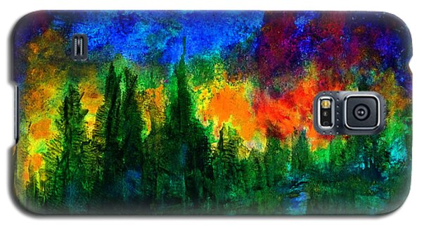 Autumn Fires Galaxy S5 Case