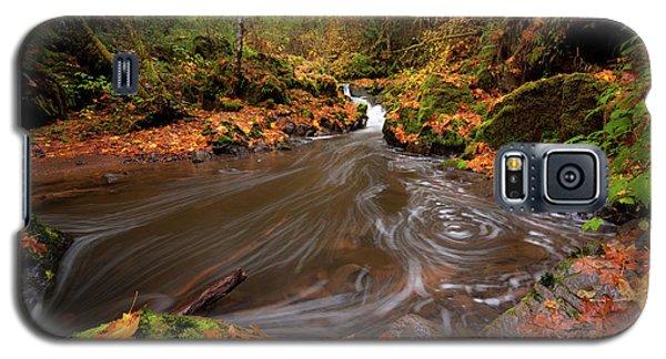 Autumn Flow Galaxy S5 Case