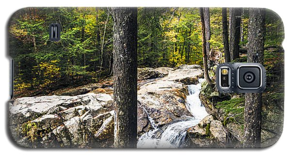 Galaxy S5 Case featuring the photograph Autumn Flows by Anthony Baatz