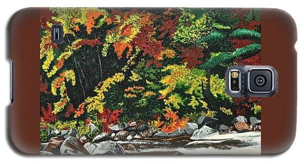 Autumn Frost Galaxy S5 Case