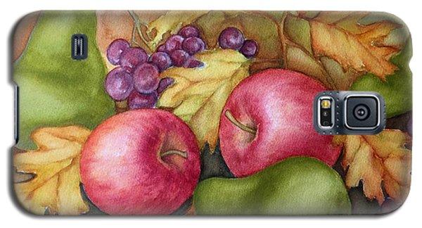 Autumn Fruit Still Life Galaxy S5 Case