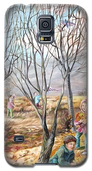Autumn Games - Jeux D'automne Galaxy S5 Case