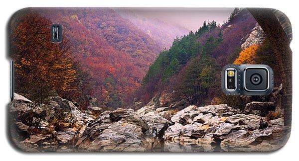 Autumn Gate Galaxy S5 Case