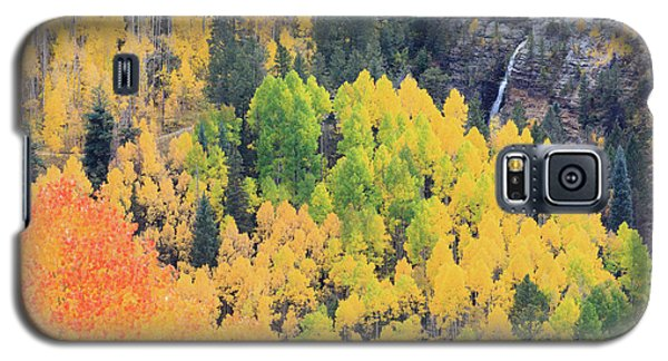 Galaxy S5 Case featuring the photograph Autumn Glory by David Chandler