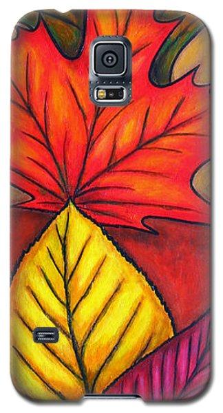 Autumn Glow Galaxy S5 Case