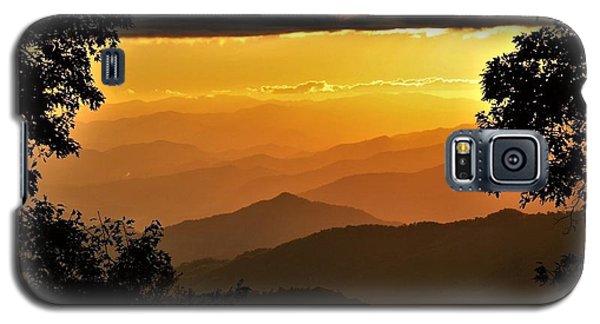 Autumn Gold Galaxy S5 Case