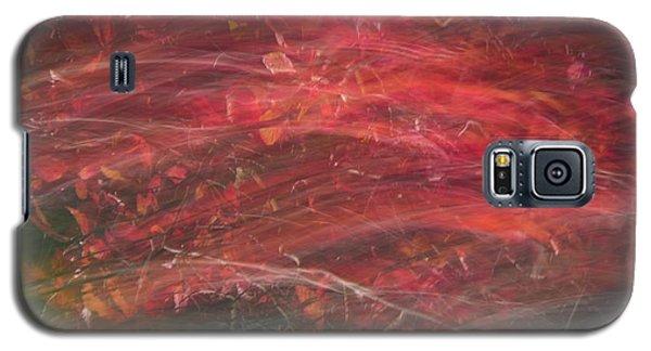 Autumn Graphics II Galaxy S5 Case