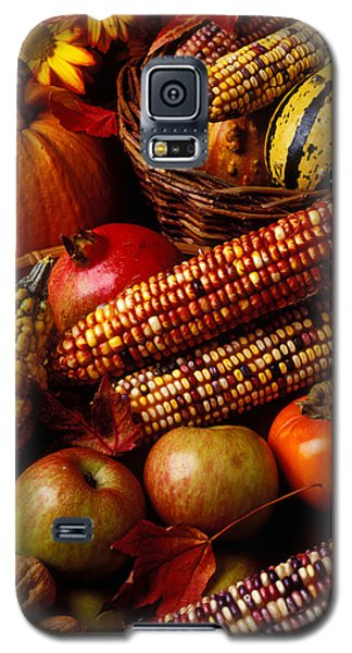 Autumn Harvest  Galaxy S5 Case by Garry Gay