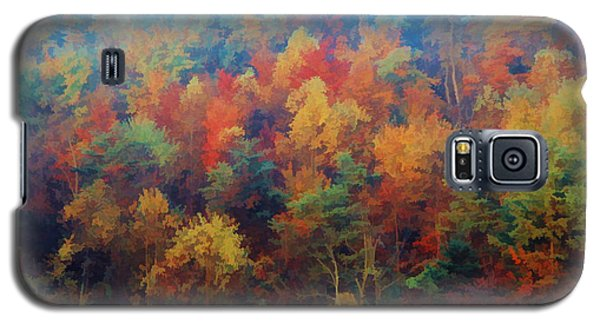 Autumn Hill Aglow Galaxy S5 Case by Diane Alexander